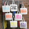 Alibaba China Hot Sell 2014 Product High Quality Cotton Tote travel bag direct from Yiwu High King Bag Factory