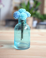 New Design Different Types Glass Vase With Cheap Clear Glass Flower Vase