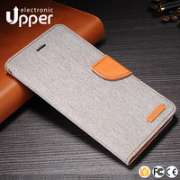Wholesale mobile back cover flip leather case for zte nubia z5s mini