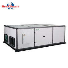 Water Cooled Air Handling Unit AHU System with Cooling Tower
