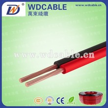 round shielded speaker cable