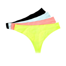 Wholesale one piece panties sexy thong seamless sexy panty sexy undergarments for ladies