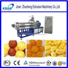 corn flour puffed corn snacks making machine for kids