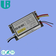 CE approved 12V dc Input electronic ballast for UV lamp 4W to 11W PL15 180 10D12