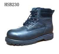 strong force Goodyear welt safety boots/shoes/footwear with handmade quality