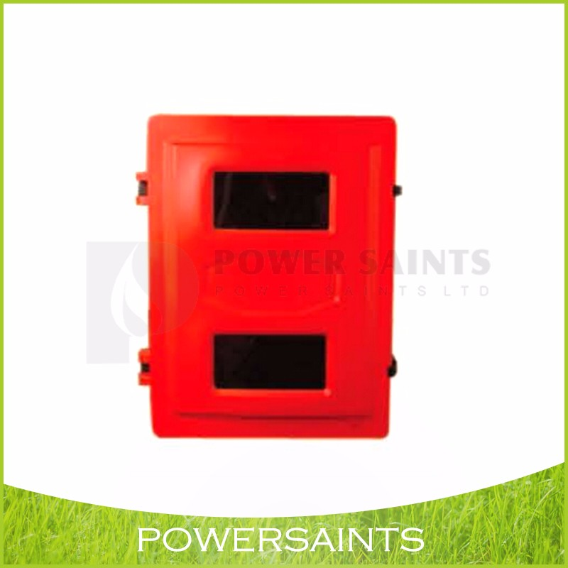High quality plastic fire cabinet for fire extinguisher