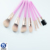 China manufacture makeup brushes 8pcs set specialized powder cosmetic brush