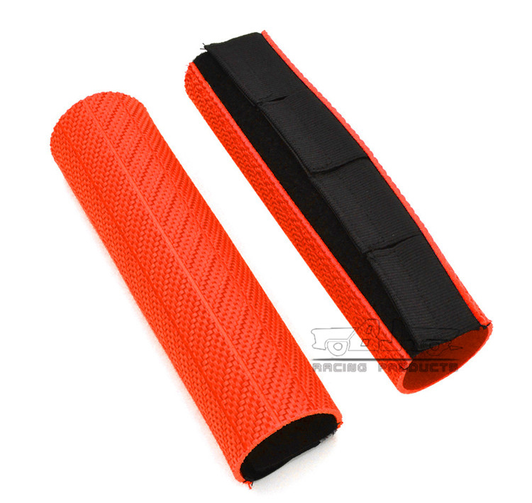 BJ-FFC-003 Motocross Bicycle Front Fork Gator Boots Cover for Pit Bike Shock Dust Guard