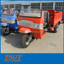 construction use transportation dumping truck with single engine come from China