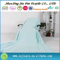 Durable antique fleece fabric 100% polyester fleece blanket