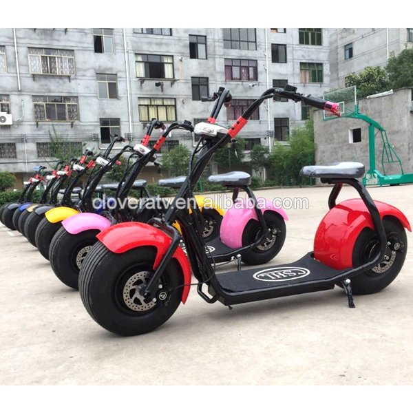 Cheap Fashion 1000W City coco Electric Scooter Motorcycle For Sale
