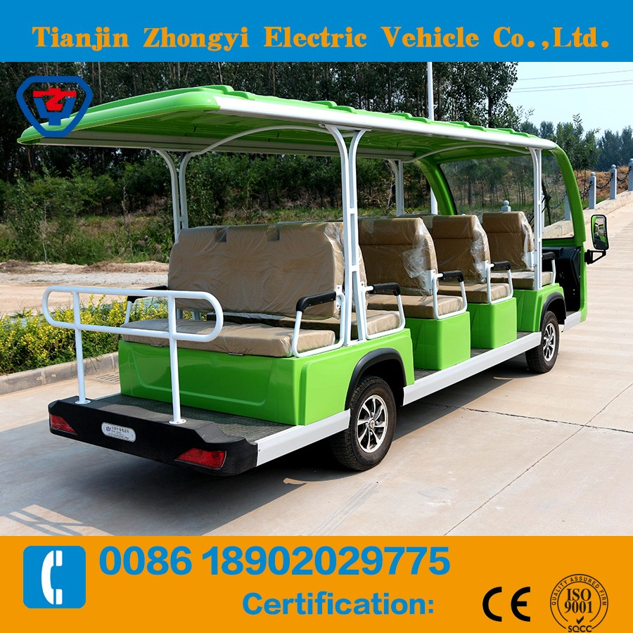 14 seats Sightseeing bus for sale