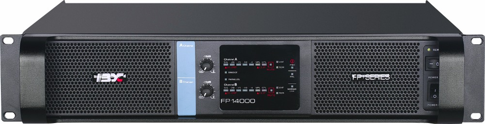 FP14000 quality high power professional power amplifier