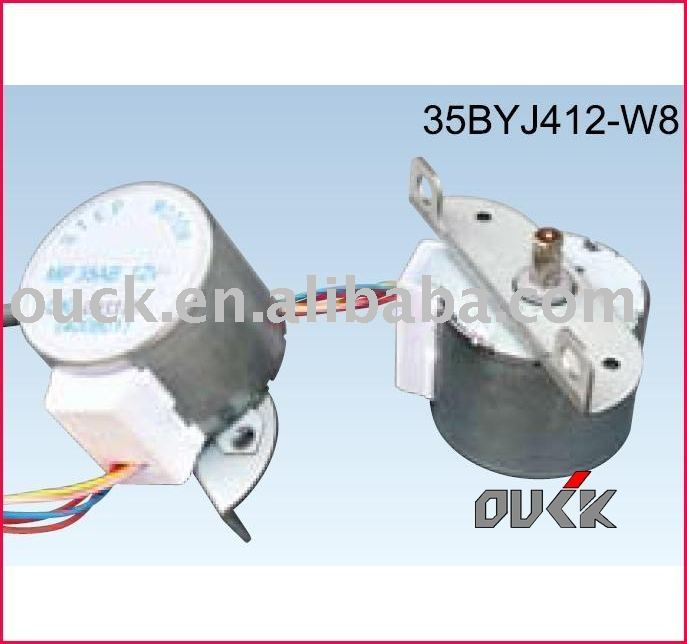 35BYJ412-W8 stepper motor with permanent magnet