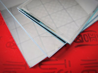 high quality double coated 1.5mm,1.8mm,2.0mm,2.7mm polished aluminum mirror sheet