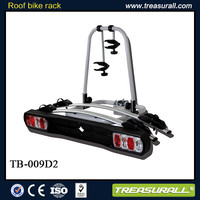 Treasruall China Wholesale 3 bikes car carrier rack bicycle rear racks