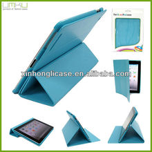 2013 New For Ipad Flip Leaher Case Smart Cover