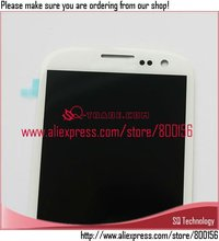 For Samsung For Galaxy S3 i9300 i747 LCD Touch Screen Digitizer White