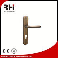 brushed nickel cheap inside privacy door lever handle nigeria