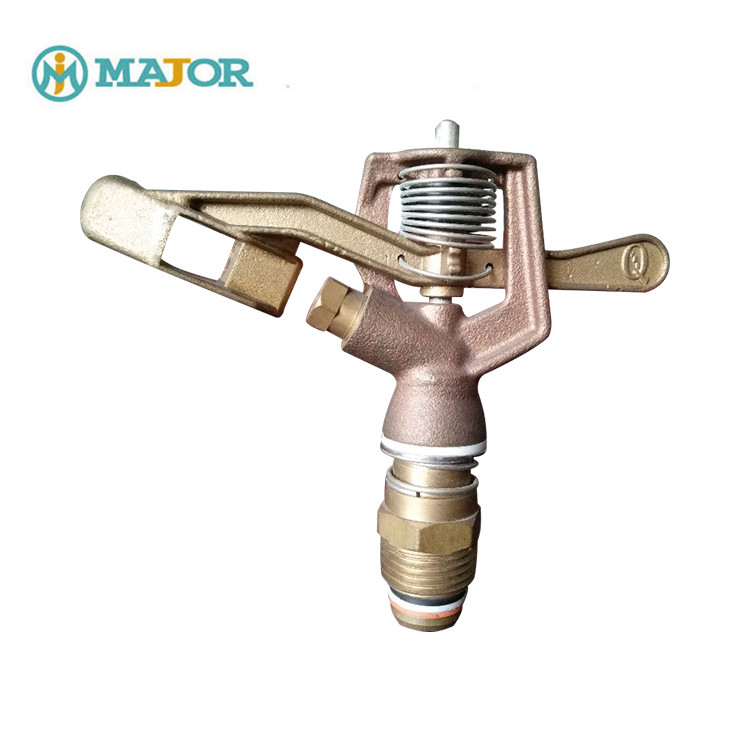 Agriculture Farming Irrigation System Impact Water Sprinkler