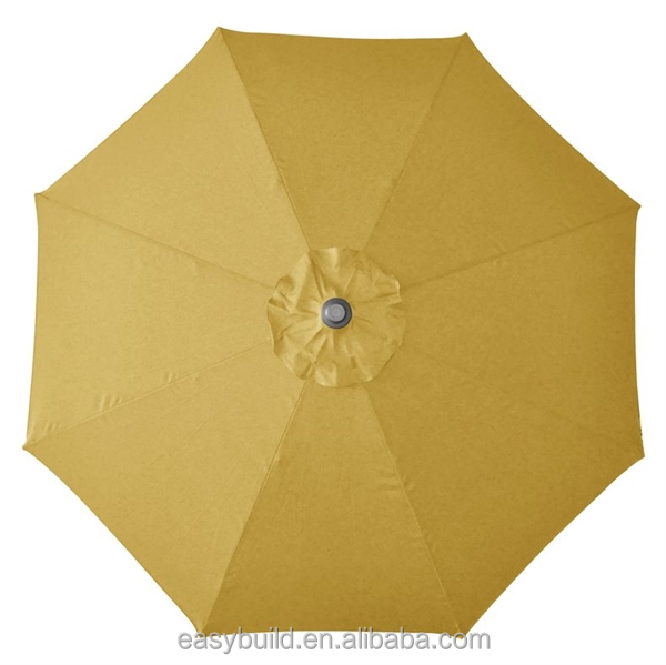 2.7m patio umbrella mosquito netting