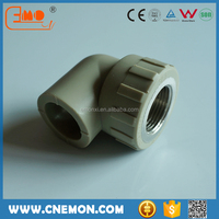 Best selling high quality PPR Pipe Fitting Female Elbow 90