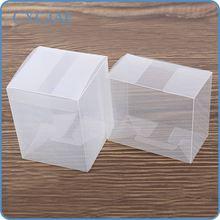 Total Quality control Clear Plastic Bread Box