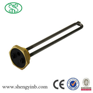 electric flange water heating boiler tube