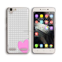 Shenzhen ultra slim soft gel resin mobile phone cover for lenovo s6000