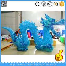 Commercial advertising vivid inflatable dragon cartoon model