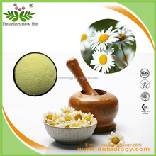 ISO certificate Hot Selling 100% Natural chamomile standardized extract/Apigenin Powder