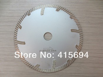 180X7X22.23-15.88mm hot pressed GU turbo diamond saw blade for tiles, ceramic,granite,marble,bricks and concrete