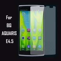 crystal clear tempered glass screen protector for BQ AQUARIS E4.5 screen protector