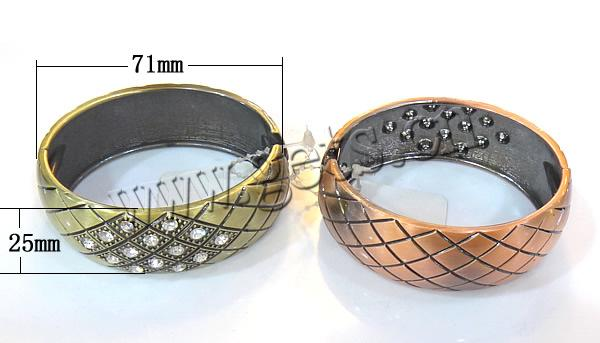 zinc alloy ethnic bangle