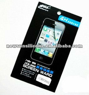 New Clear screen protector for samsung c3312