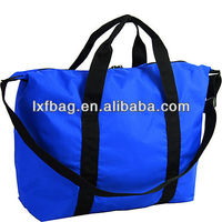 HOT hand travelling bags/outdoor polyester sports bag 012