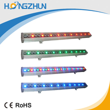 High quality 36w ip65 led wall washer light with remote