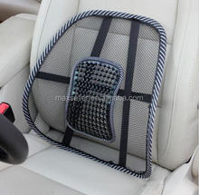 Car/Seat/Chair Cool Vent Mesh Lower Back Lumbar Cushion Support Massage Pad