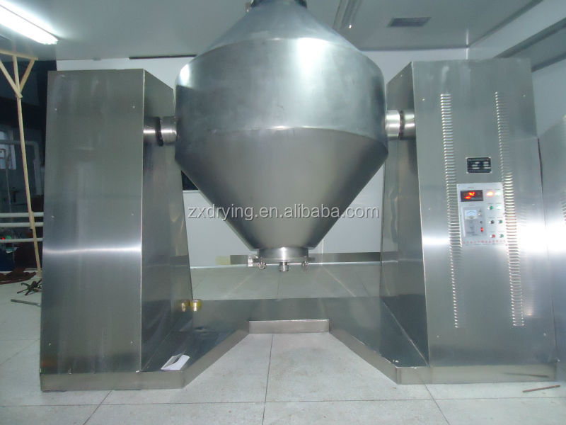 Vacuum plate dryer