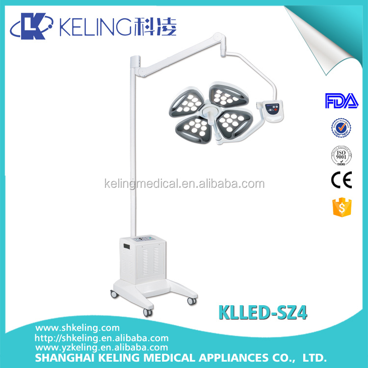 Latest innovative products clinic design lamp surgery operating lamp