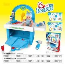 2015 new toys of the doctor combination tool machine/doctor toys for kids