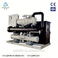 High COP Midea air cooled industrial water chiller
