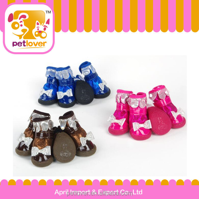 New Design Lovely Soft Fashion Dog Shoe