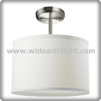 UL Listed Hotel Supplier Hotel Drum Shade Modern Pendant Lamp Light Fixture C50267