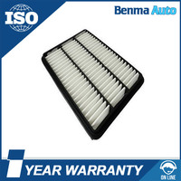 Auto truck car air filter made in china J1322120 J1322095