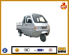 200cc water cooling closed cargo three wheel motorcycle/cargo tricycle with cabin for sale