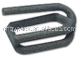 2016 high quality strapping wire buckle with best service phosphate strapping buckle with belt for packing products