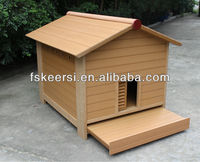 PS waterproof wooden chicken house chicken coop