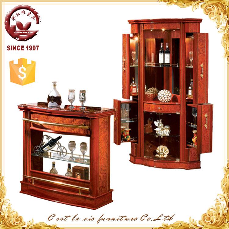 Muebles para barra de bar muebles bar exterior banquetas for Bar madera moderno