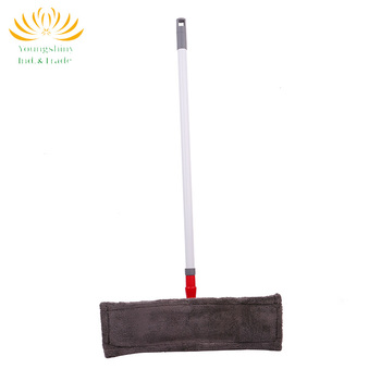 Popular swift flat euro clean microfiber floor cleaning mop with extendable handle